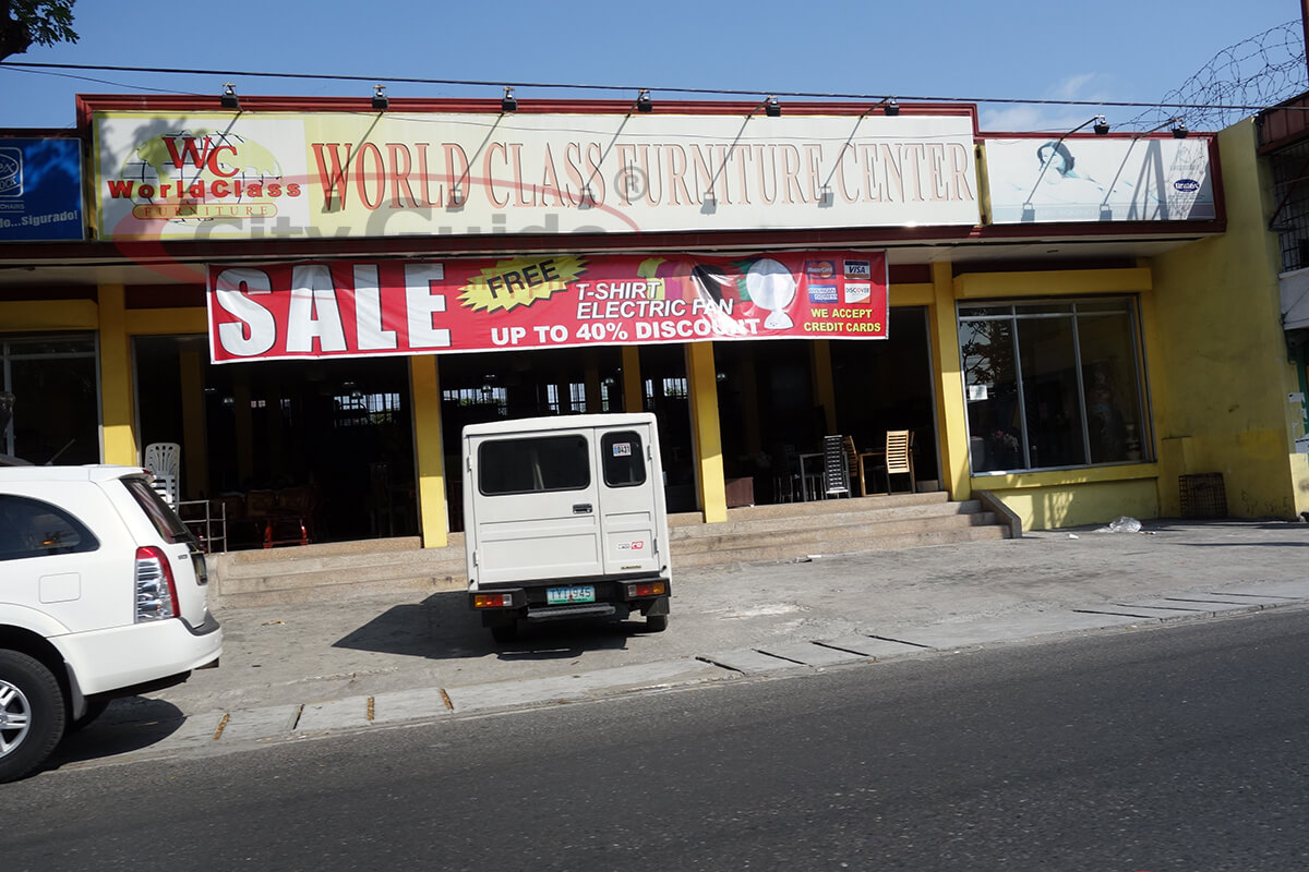 World-Class-Furniture-Center-Henson-Street-Angeles-City