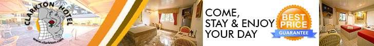 Clarkton Hotel Banner Ads 2