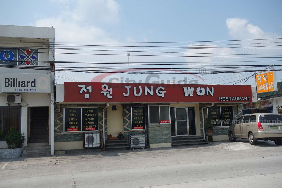 Jung-Won-Restaurant-Korean-Town-Angeles-City
