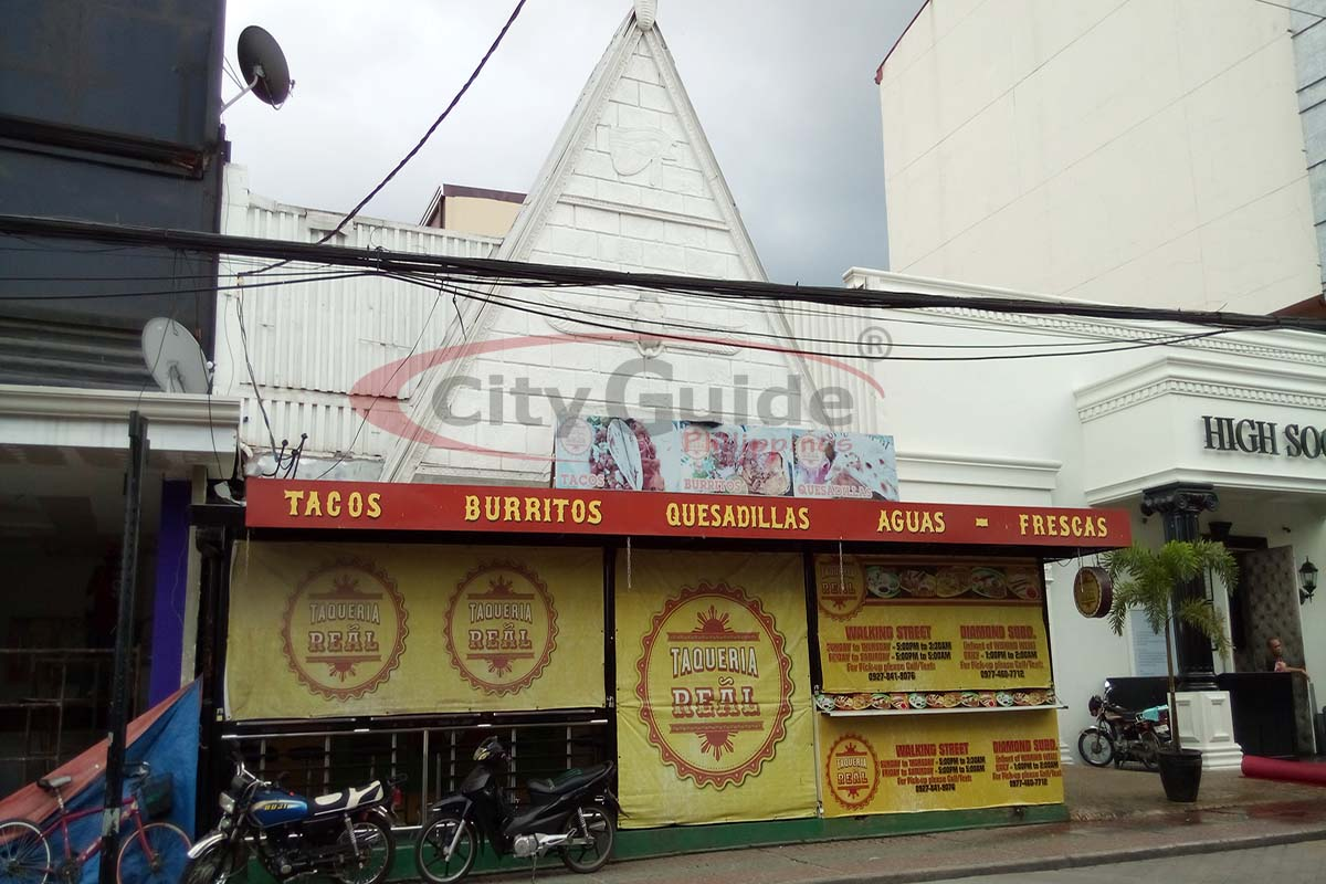 Taqueria-Real-Walking-Street-Fields-Avenue-Angeles-City