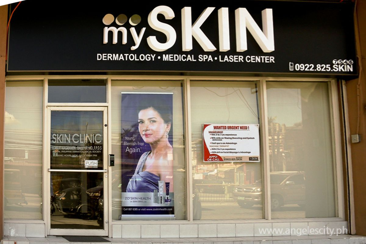 my-skin-dermatology-medical-spa-laser-center-angeles-city