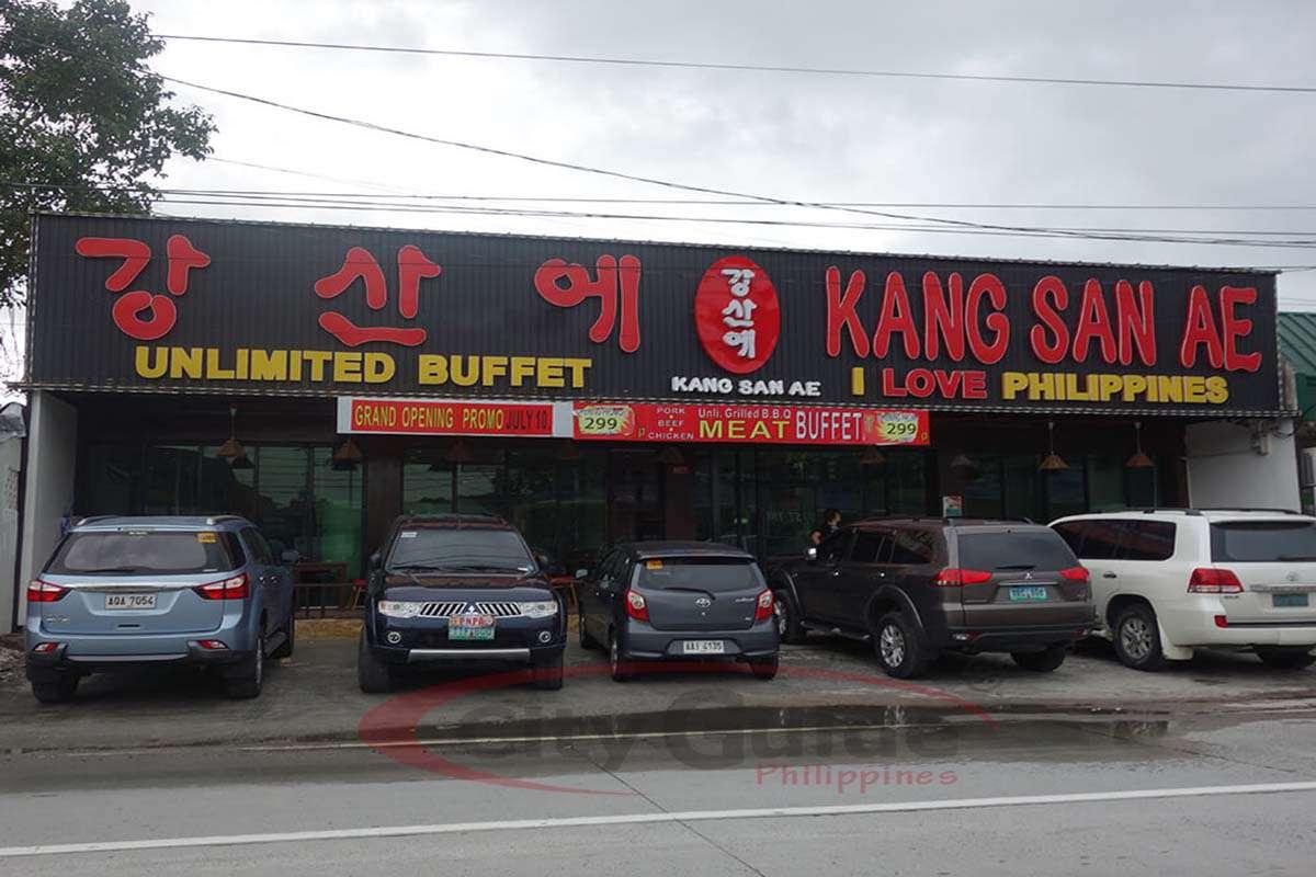 Kang-San-Ae-Restaurant-Korean-Town-Friendship-Highway-Angeles-City