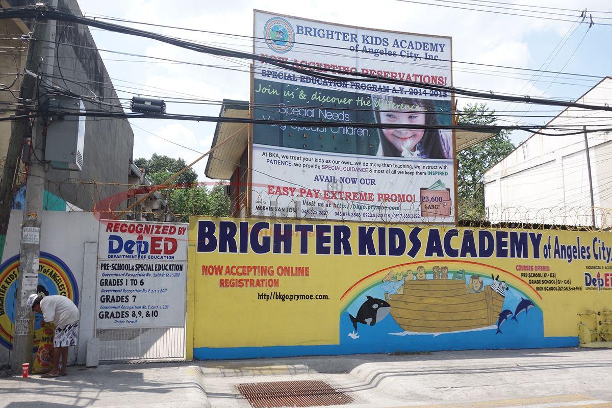 Brighter-Kids-Academy-Entierro-Street-Angeles-City