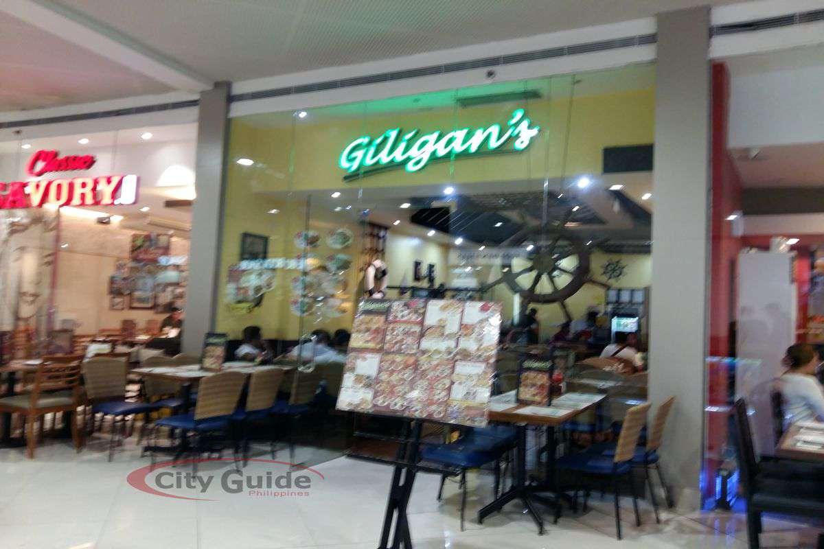 Giligans-Restaurant-SM-Clark-Manuel-A-Roxas-Hwy-Angeles-City